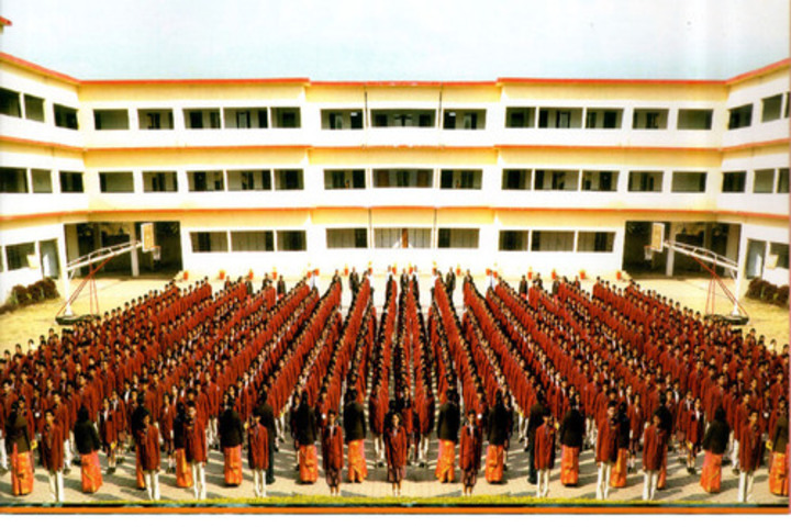 D A V Public School - Assembly Ground
