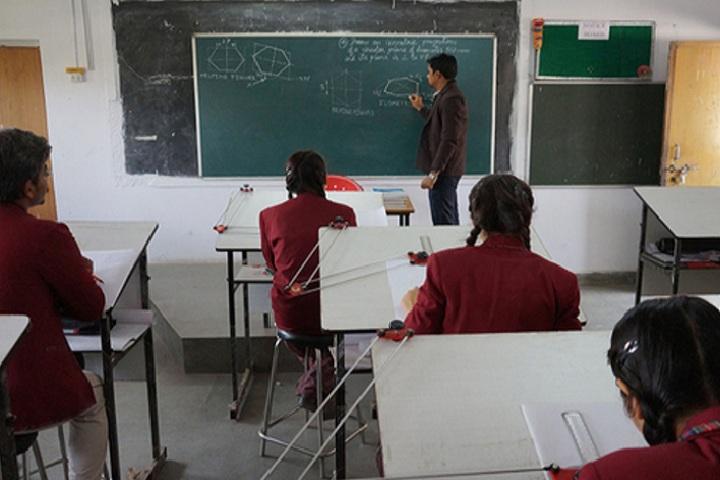 D A V Public School-Lab