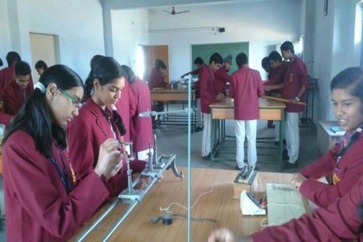 D A V Public School - Physics Lab