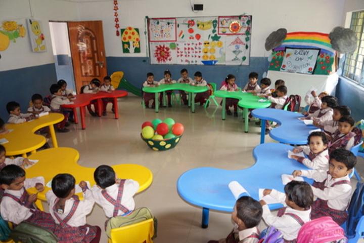 D A V Public School-Pre-Primary Class