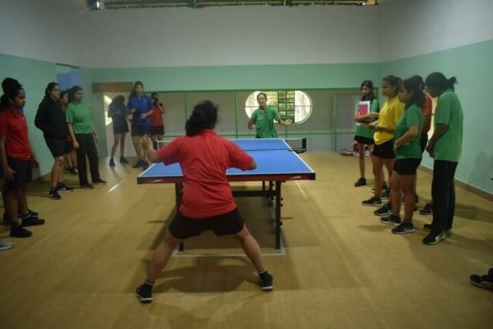 The Assam Valley School-Indoor Games