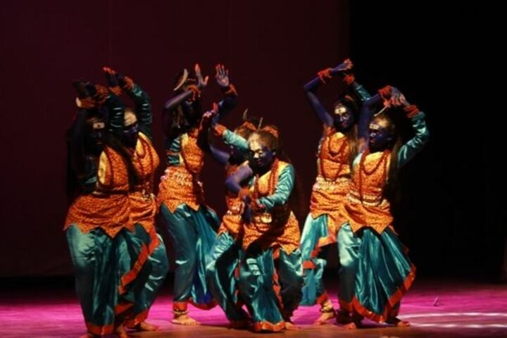 The Assam Valley School-Art Dance