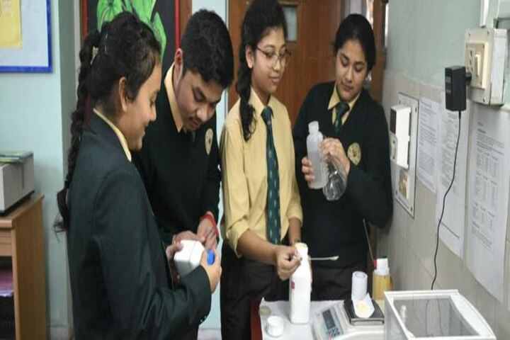 The Assam Valley School-Biotech Lab