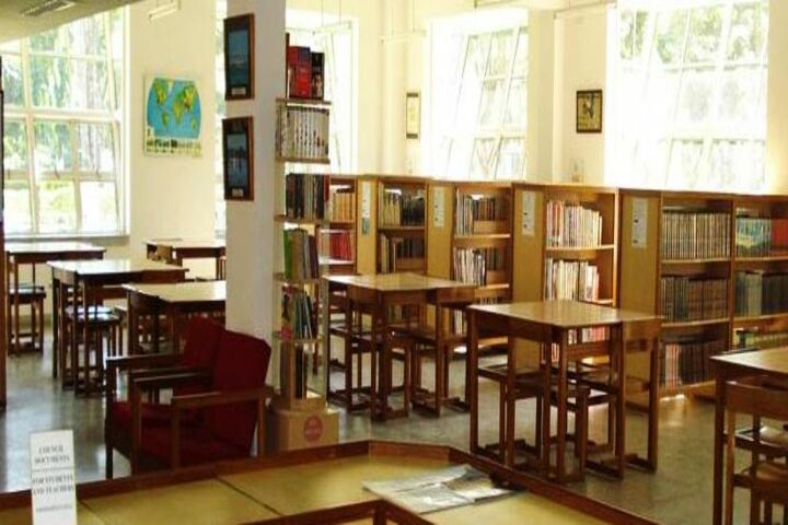 The Assam Valley School-Library