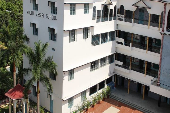 Mount Assisi School-Campus View