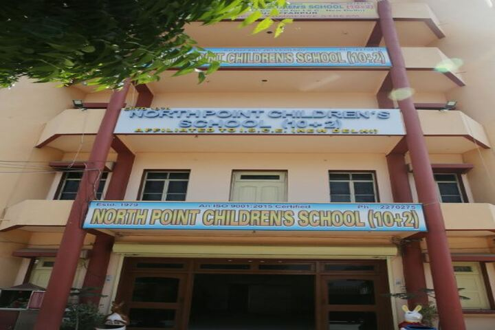 North Point Childrens School-Campus View