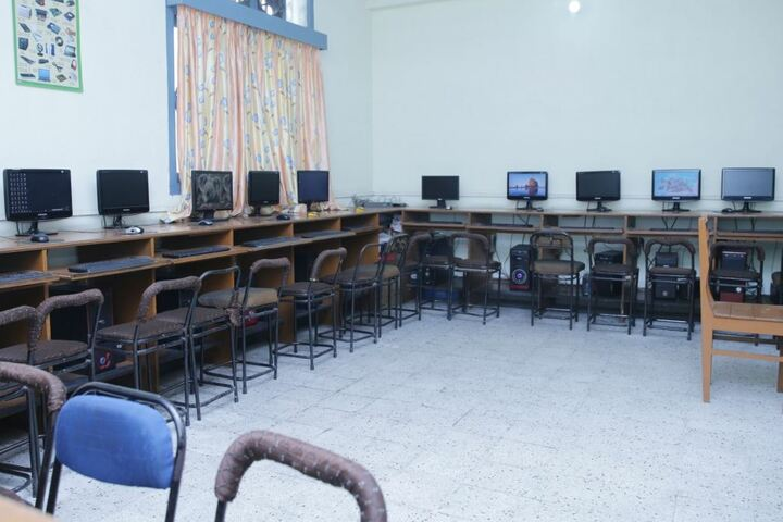 North Point Childrens School-Computer Lab