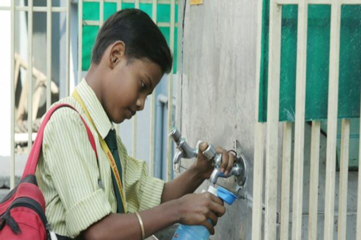 North Point Childrens School-Drinking Water