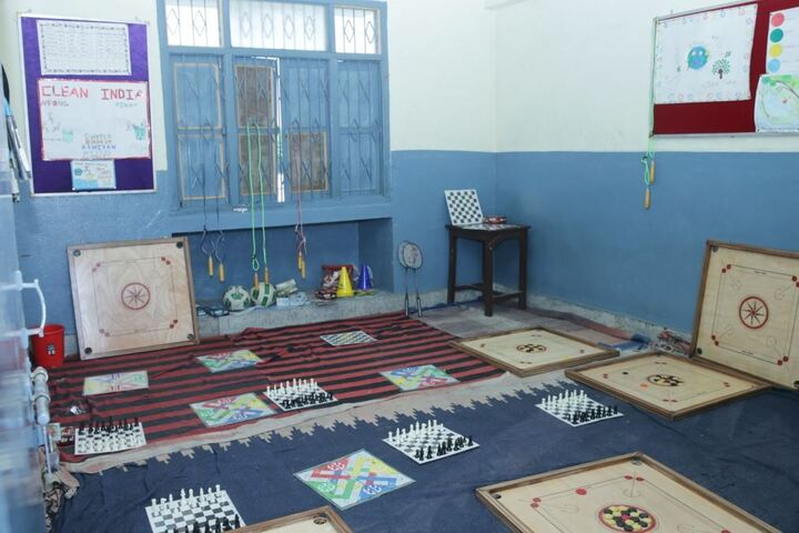 North Point Childrens School-Games Room