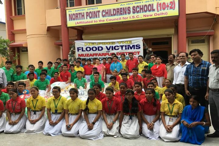 North Point Childrens School-Students