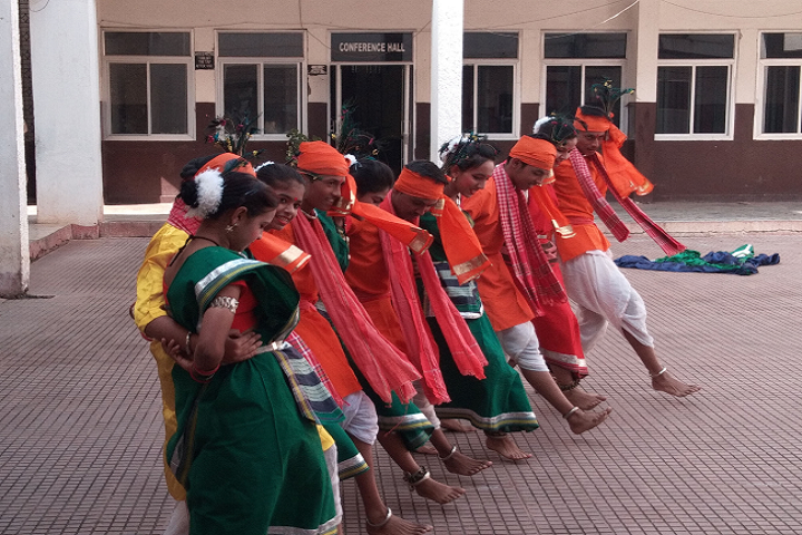 DAV Public School-Cultural Event
