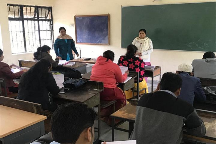 D A V Public School-Exam Hall