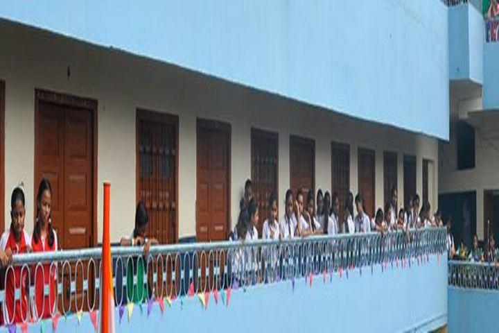 St Alberts High School-Campus Building