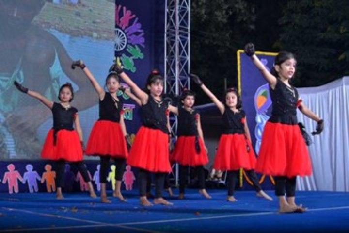 D A V Public School Korba-Annual Day Celebration