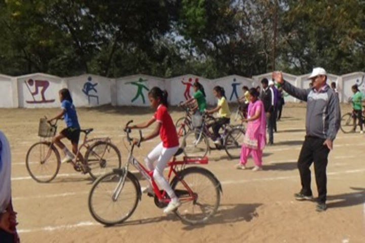 D A V Public School Korba-Annual Sports Day