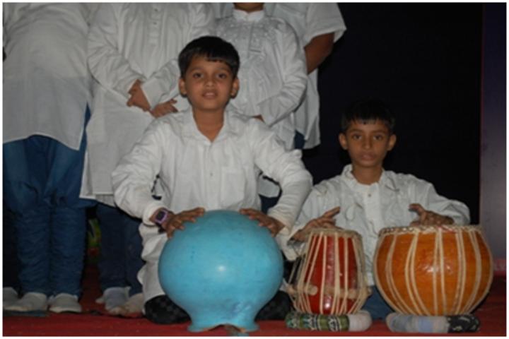 D A V Public School Korba-Music