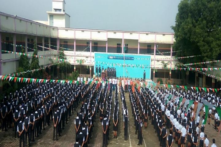 DDM Public School-Assembly