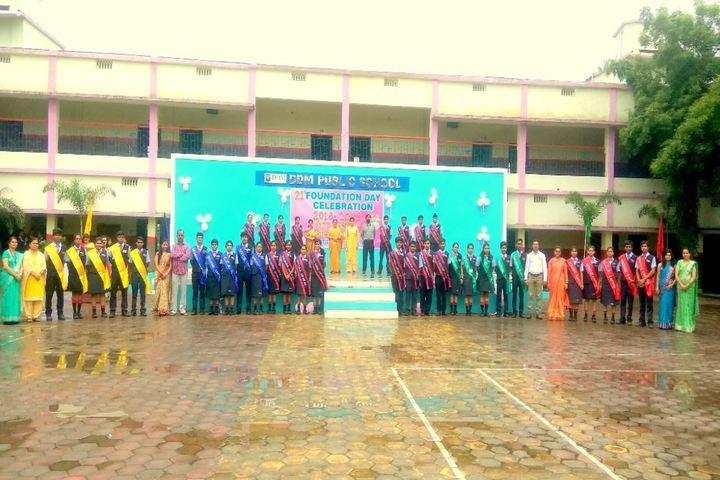 DDM Public School-Foundation Day