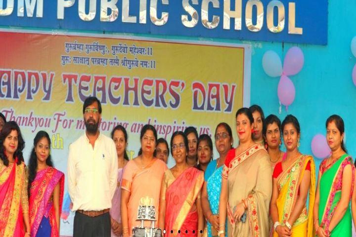 DDM Public School-Teachers Day