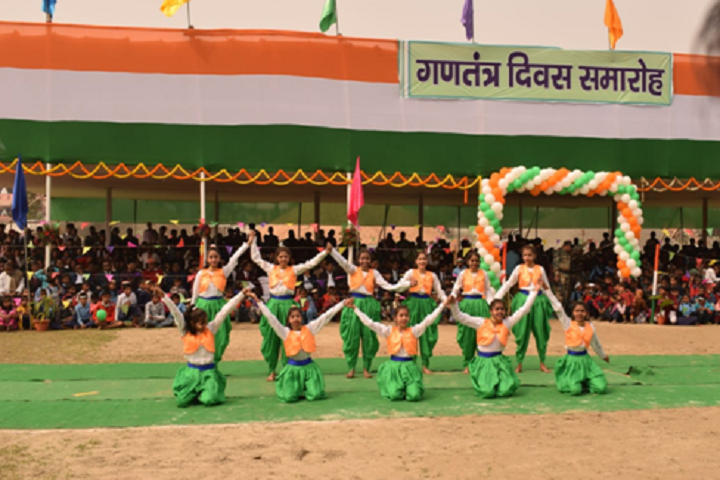 Holy Family School-Events republic day