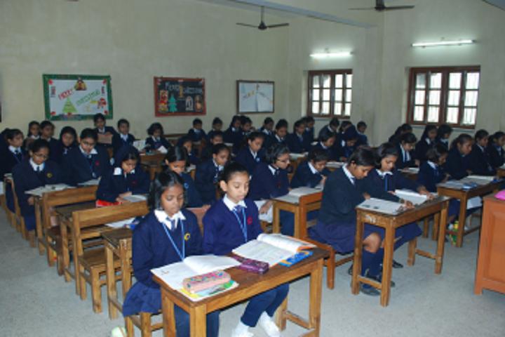 St JosephS Convent High School-Classroom