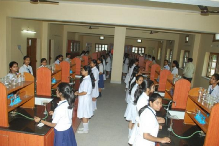 St JosephS Convent High School-Laboratory chemistry
