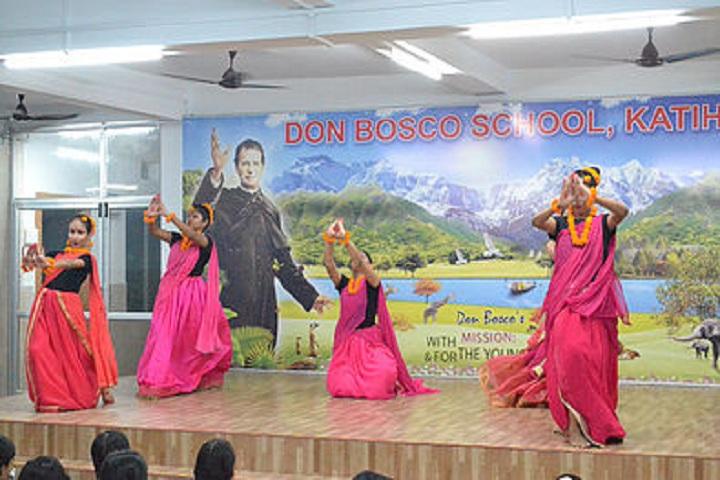 Don Bosco School-Events dance