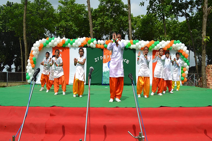 Don Bosco School-Events independance day