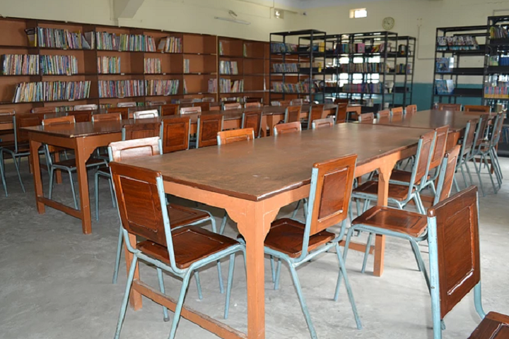 Don Bosco School-Library
