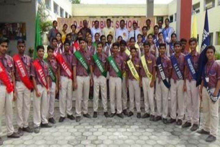 DAV Public School-Investiture Ceremony