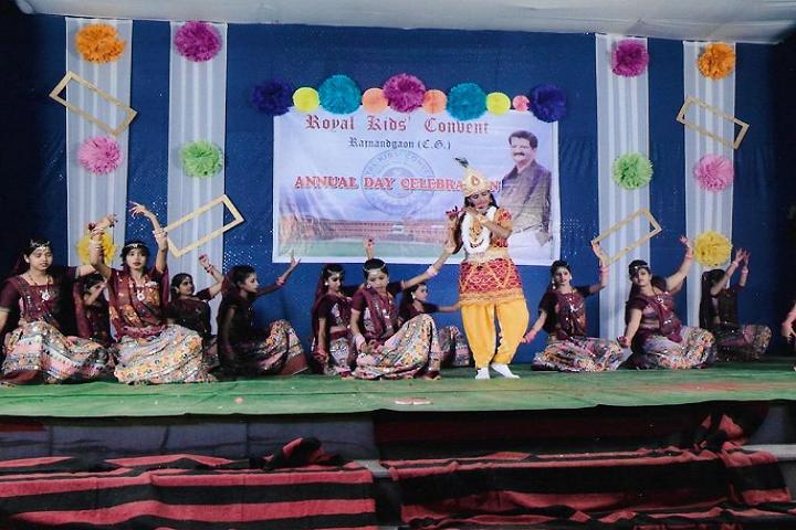 Royal Kids Convent-Event