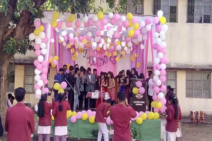 DAV Public School-Farewell DAy