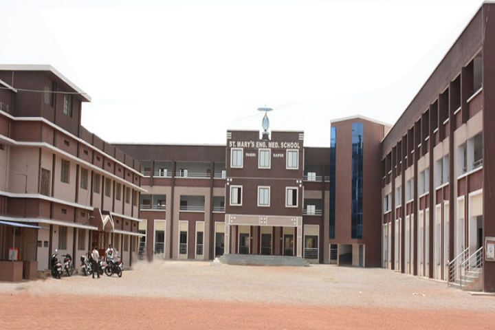 St MaryS English Medium School-Campus-View