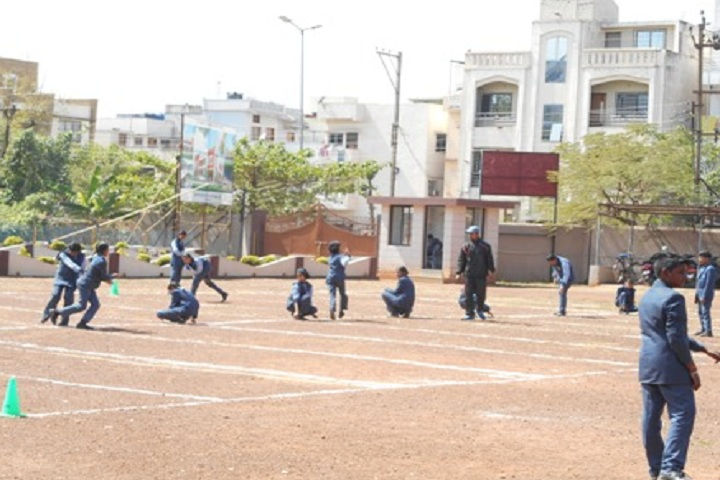 St MaryS English Medium School-Sports kho kho