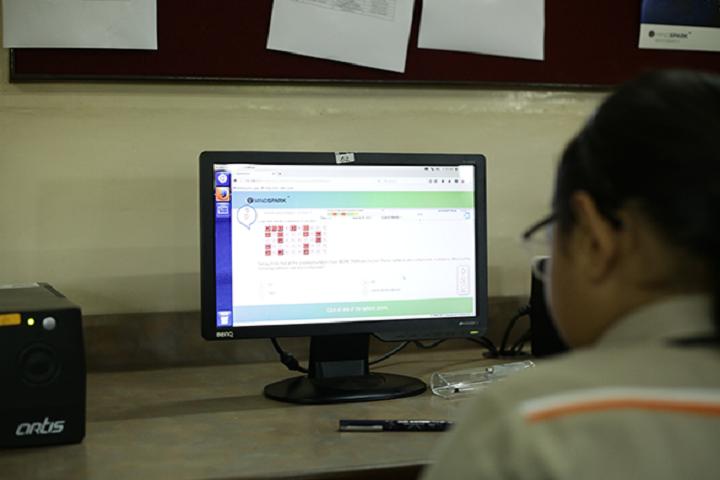 Manovikas English Medium School-IT-Lab