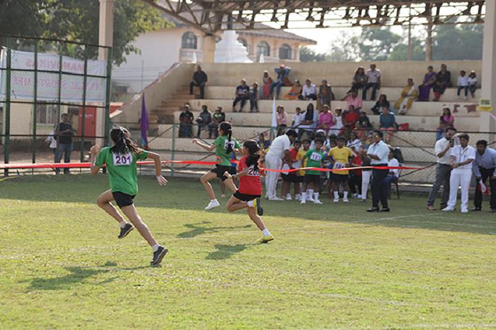 Manovikas English Medium School-Sports running new