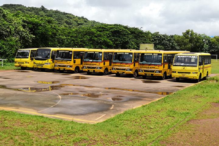 Manovikas English Medium School-Transport