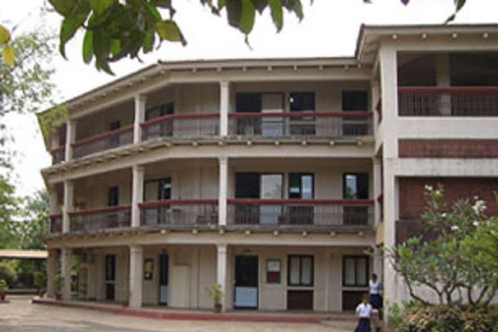 Sharada Mandir School-Campus-View