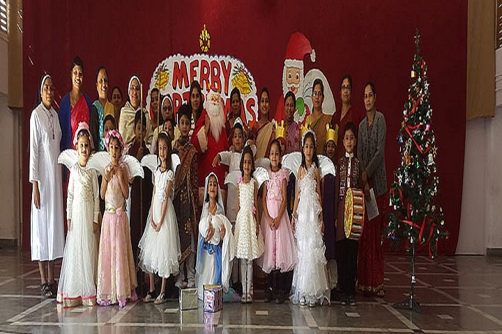 Queen Of Angels Convent Higher Secondary School-Events christmas