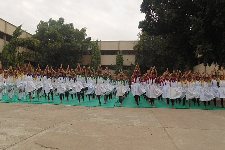 Queen Of Angels Convent Higher Secondary School-Others yoga