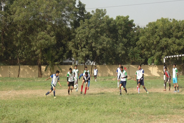 Queen Of Angels Convent Higher Secondary School-Sports football