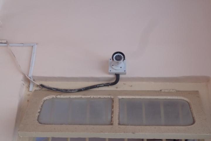 St Annes Girls High School-CCTV  Camera