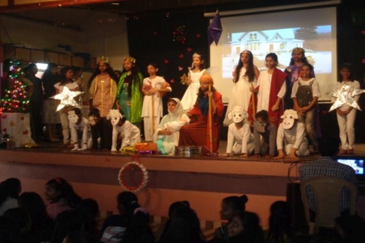 St Annes Girls High School-Christmas Day
