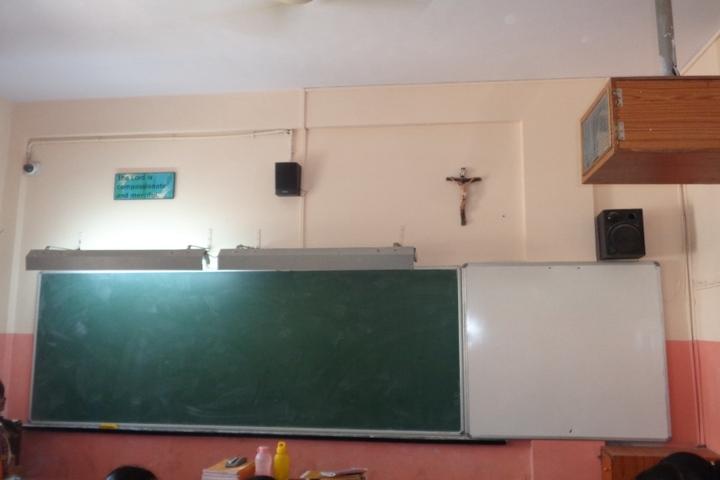 St Annes Girls High School-Class Room