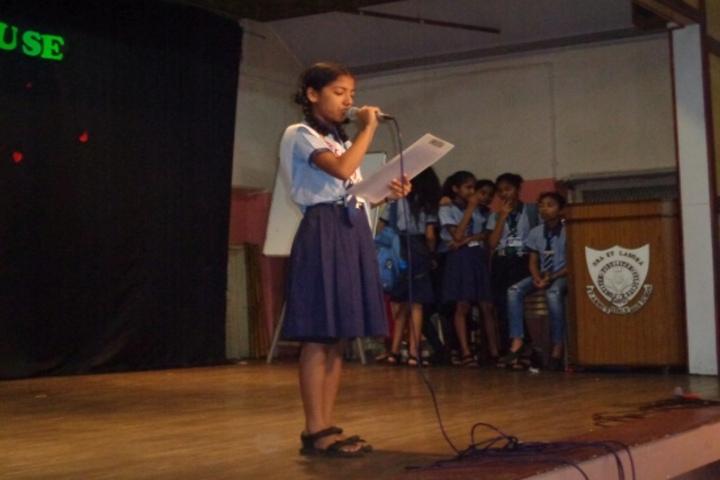 St Annes Girls High School-Music