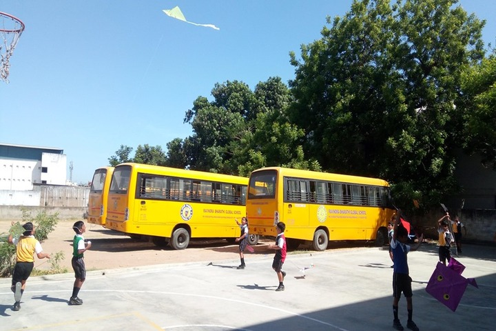 Ithaka Engish Medium School-Transport