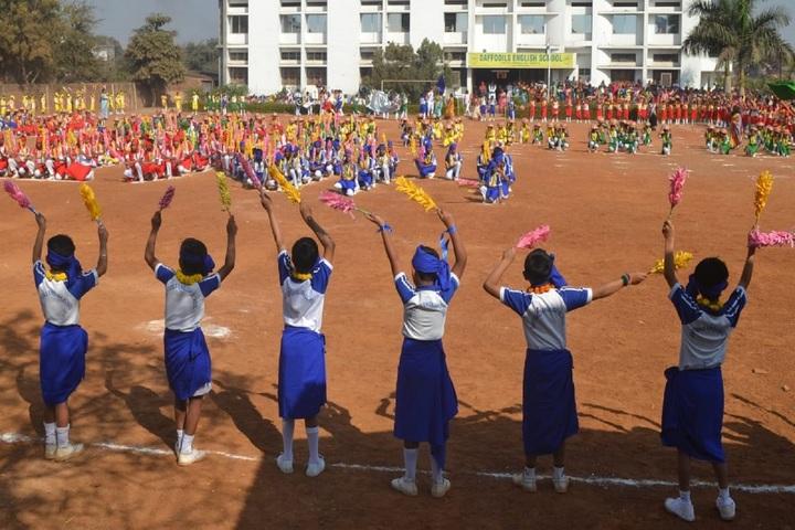 Daffodils English School-Play Ground