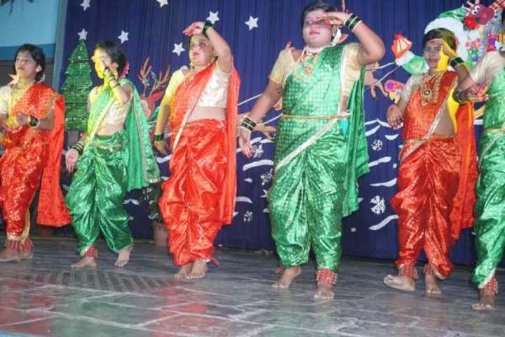 Don Bosco High School-Cultural Dance