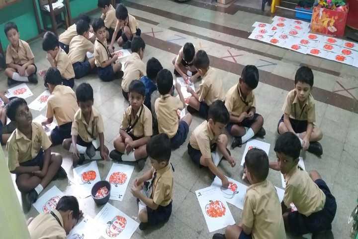 Don Bosco High School-Kids Activity