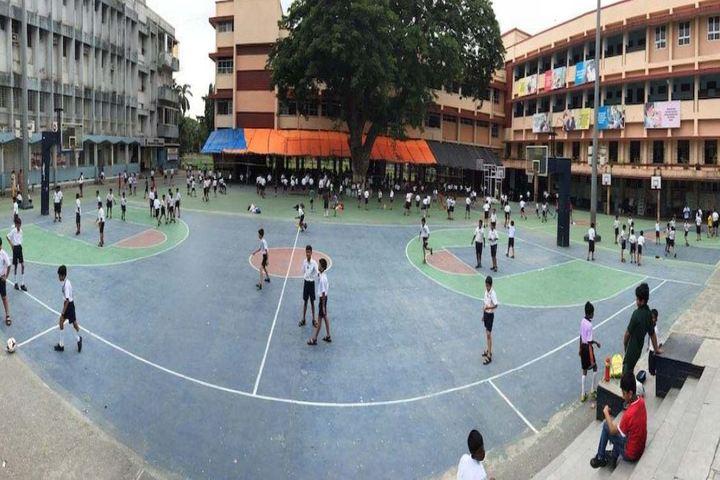 Don Bosco High School-Play Area